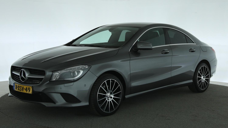 Mercedes-Benz CLA-klasse Sedan 2014 8-XSV-49 1