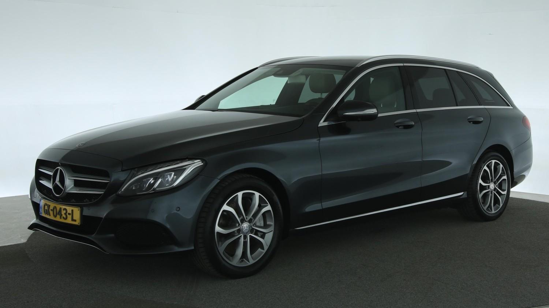 Mercedes-Benz C-klasse Station 2015 GK-043-L 1