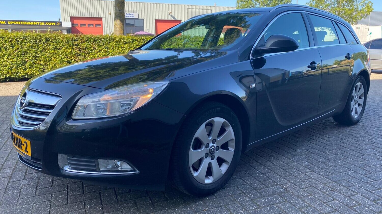 Opel Insignia Station 2010 91-LHR-2 1