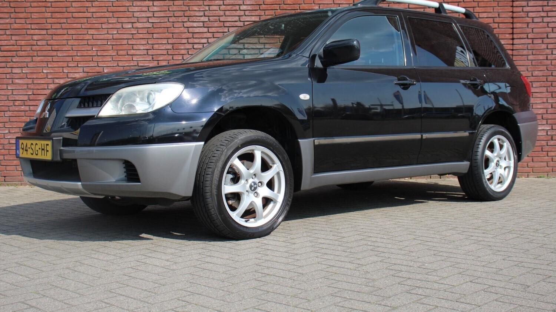 Mitsubishi Outlander SUV / Terreinwagen 2006 94-SG-HF 1