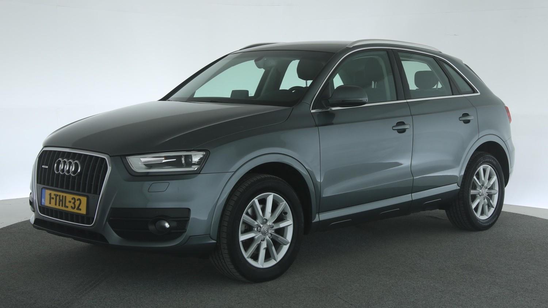 Audi Q3 SUV / Terreinwagen 2014 1-THL-32 1