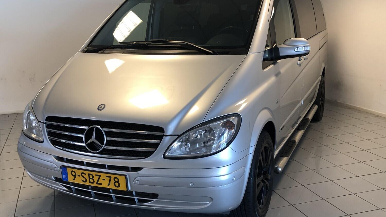 Mercedes-Benz Viano MPV 2007 9-SBZ-78 1