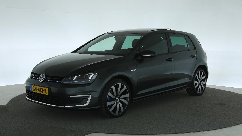 Volkswagen Golf Hatchback 2015 GN-413-K 1