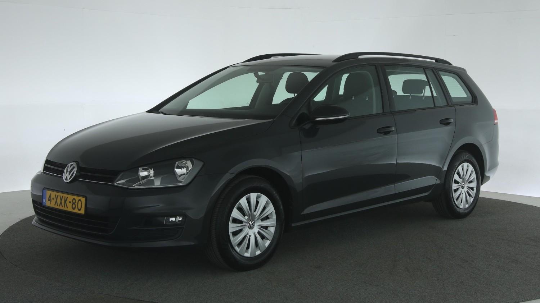 Volkswagen Golf Station 2014 4-XXK-80 1