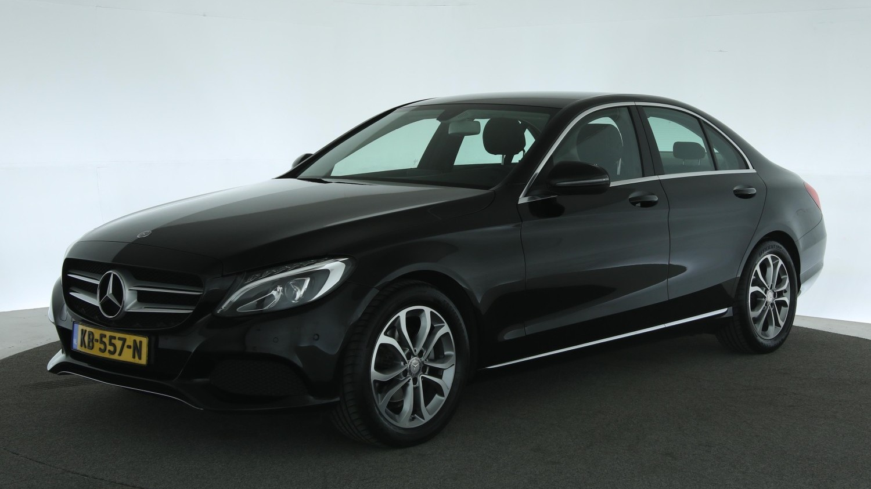 Mercedes-Benz C-klasse Sedan 2016 KB-557-N 1