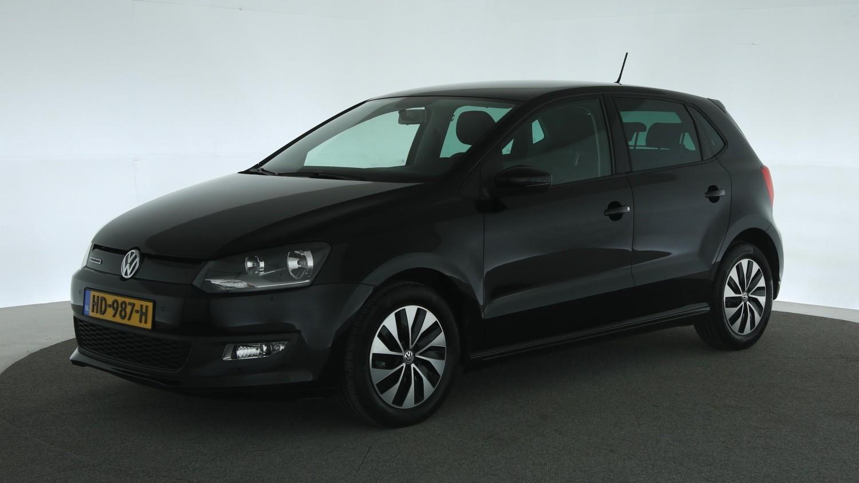 Volkswagen Polo Hatchback 2015 HD-987-H 1