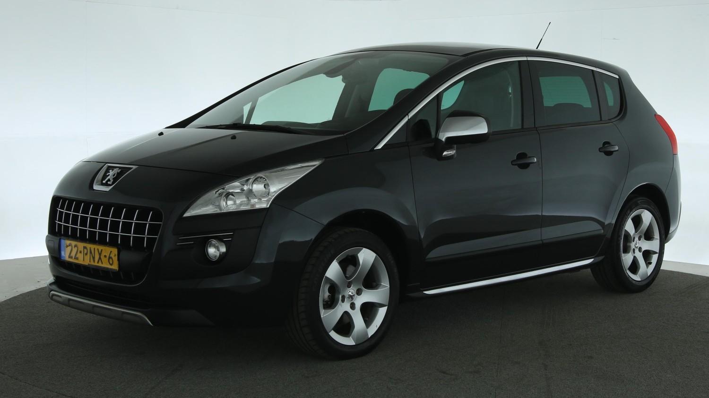 Peugeot 3008 MPV 2011 22-PNX-6 1