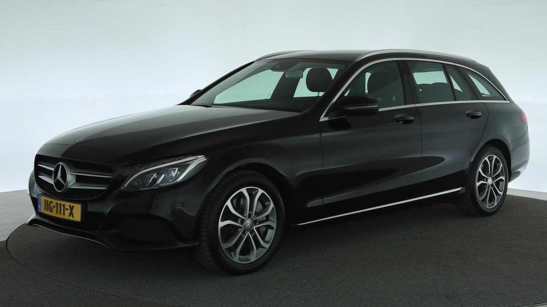 Mercedes-Benz C-klasse Station 2015 HG-111-X 1