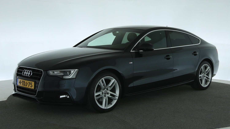 Audi A5 Hatchback 2014 4-TDJ-75 1