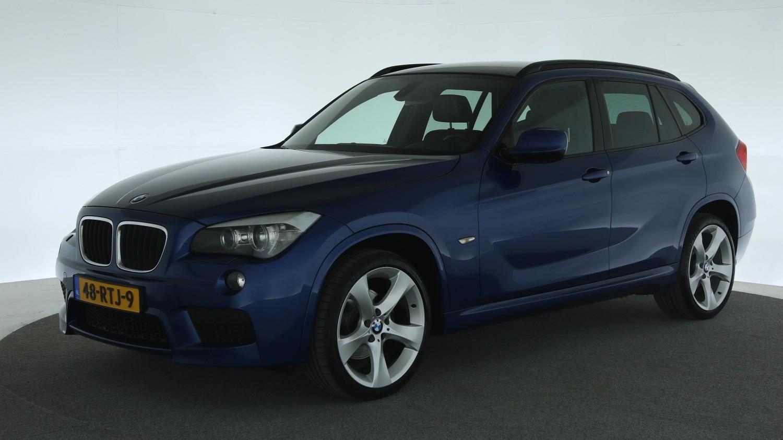 BMW X1 SUV / Terreinwagen 2011 48-RTJ-9 1