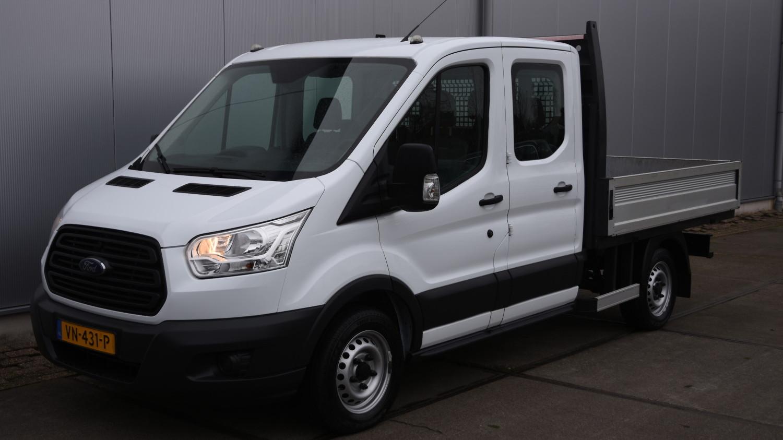 Ford Transit Bedrijfswagen 2015 VN-431-P 1