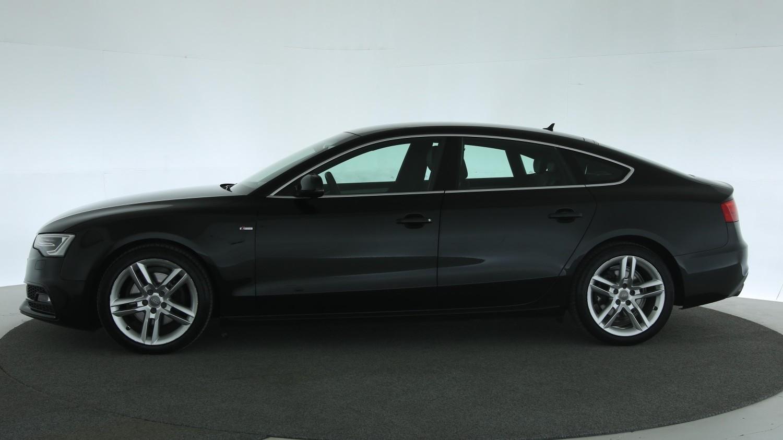 Audi A5 Hatchback 2012 05-XZT-2 1