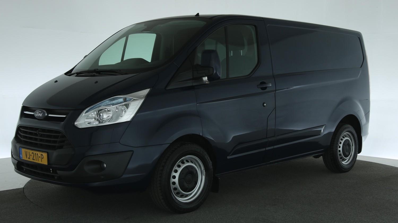 Ford Transit Custom Bedrijfswagen 2014 VJ-211-P 1