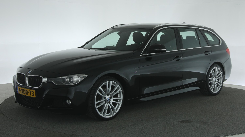 BMW 3-serie Station 2014 4-XDD-73 1