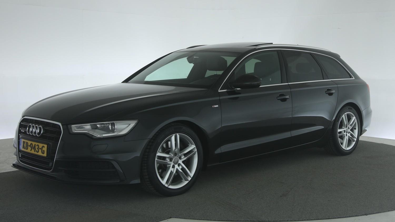 Audi A6 Station 2012 KB-943-G 1