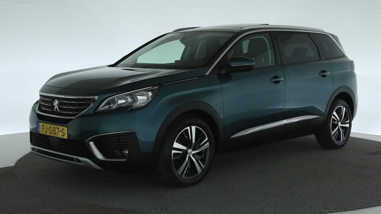 Peugeot 5008 SUV / Terreinwagen 2017 PJ-087-S 1