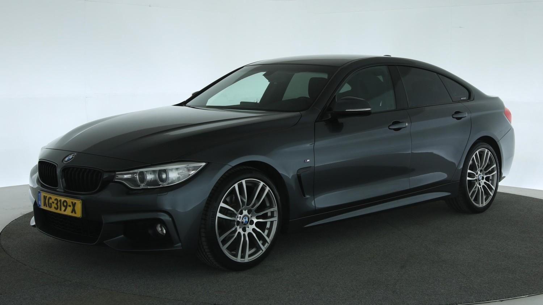 BMW 4-serie Hatchback 2016 KG-319-X 1
