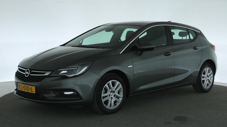 Opel Astra Hatchback 2016 KL-010-L 1