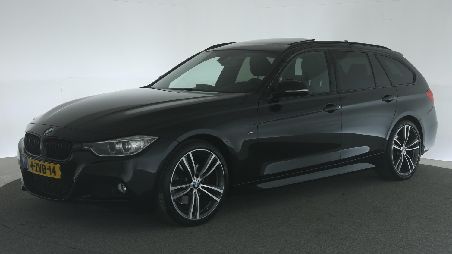 BMW 3-serie Station 2015 4-ZVB-14 1