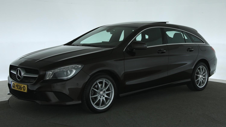 Mercedes-Benz CLA-klasse Station 2015 GL-936-D 1