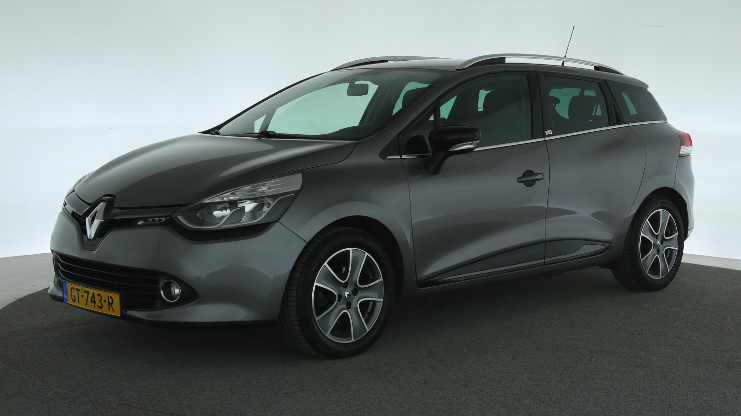 Renault Clio Station 2015 GT-743-R 1