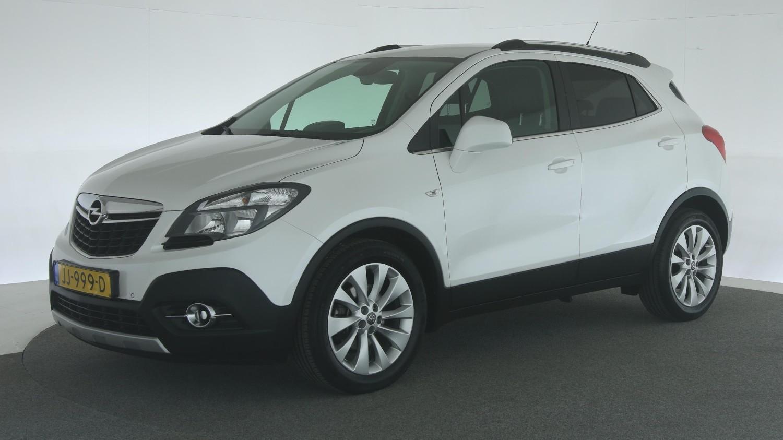 Opel Mokka SUV / Terreinwagen 2014 JJ-999-D 1