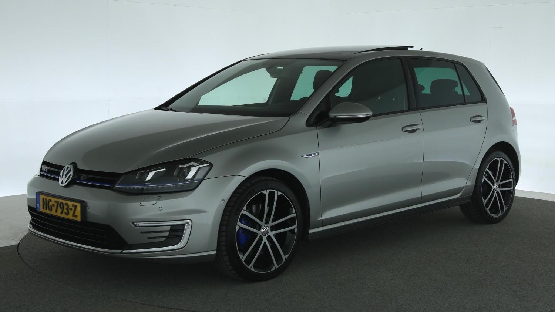 Volkswagen Golf Hatchback 2015 HG-793-Z 1
