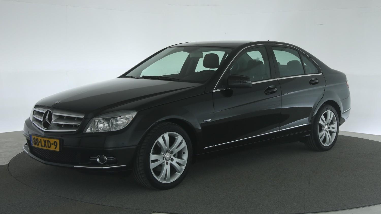 Mercedes-Benz C-klasse Sedan 2010 88-LXD-9 1
