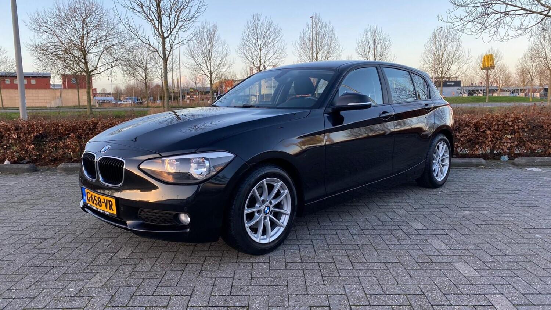 BMW 1-serie Hatchback 2014 G-658-VR 1