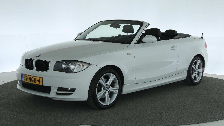 BMW 1-serie Cabriolet 2010 32-NGB-4 1