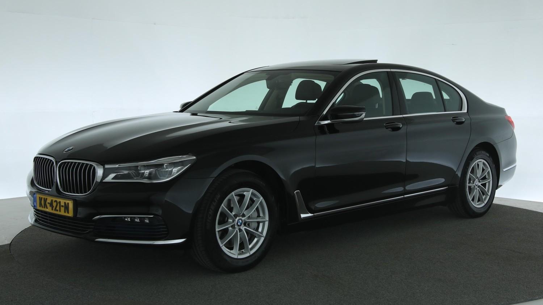 BMW 7-serie Sedan 2016 KK-421-N 1