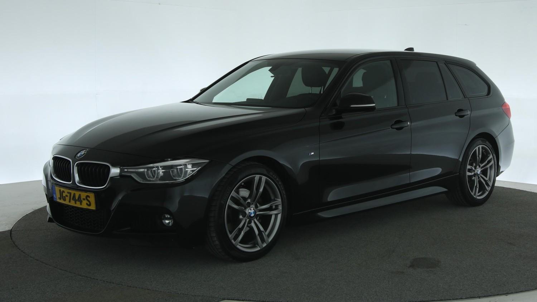 BMW 3-serie Station 2016 JG-744-S 1