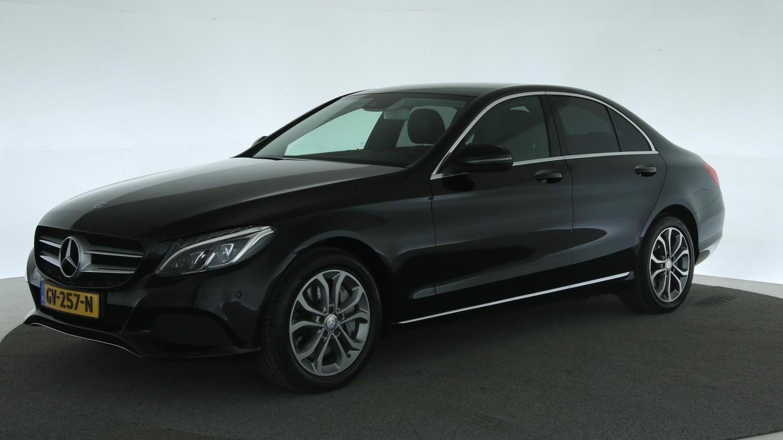 Mercedes-Benz C-klasse Sedan 2015 GV-257-N 1