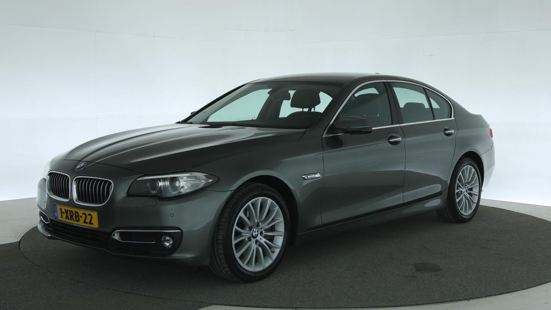 BMW 5-serie Sedan 2014 1-XRB-22 1
