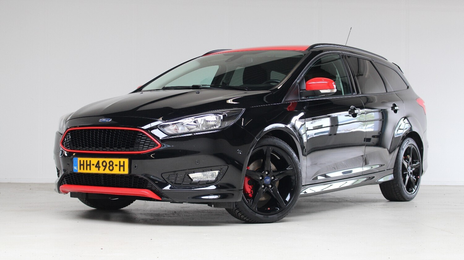 Ford Focus Station 2015 HH-498-H 1