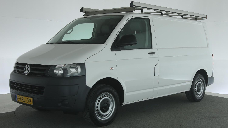 Volkswagen Transporter Bedrijfswagen 2011 6-VRL-09 1
