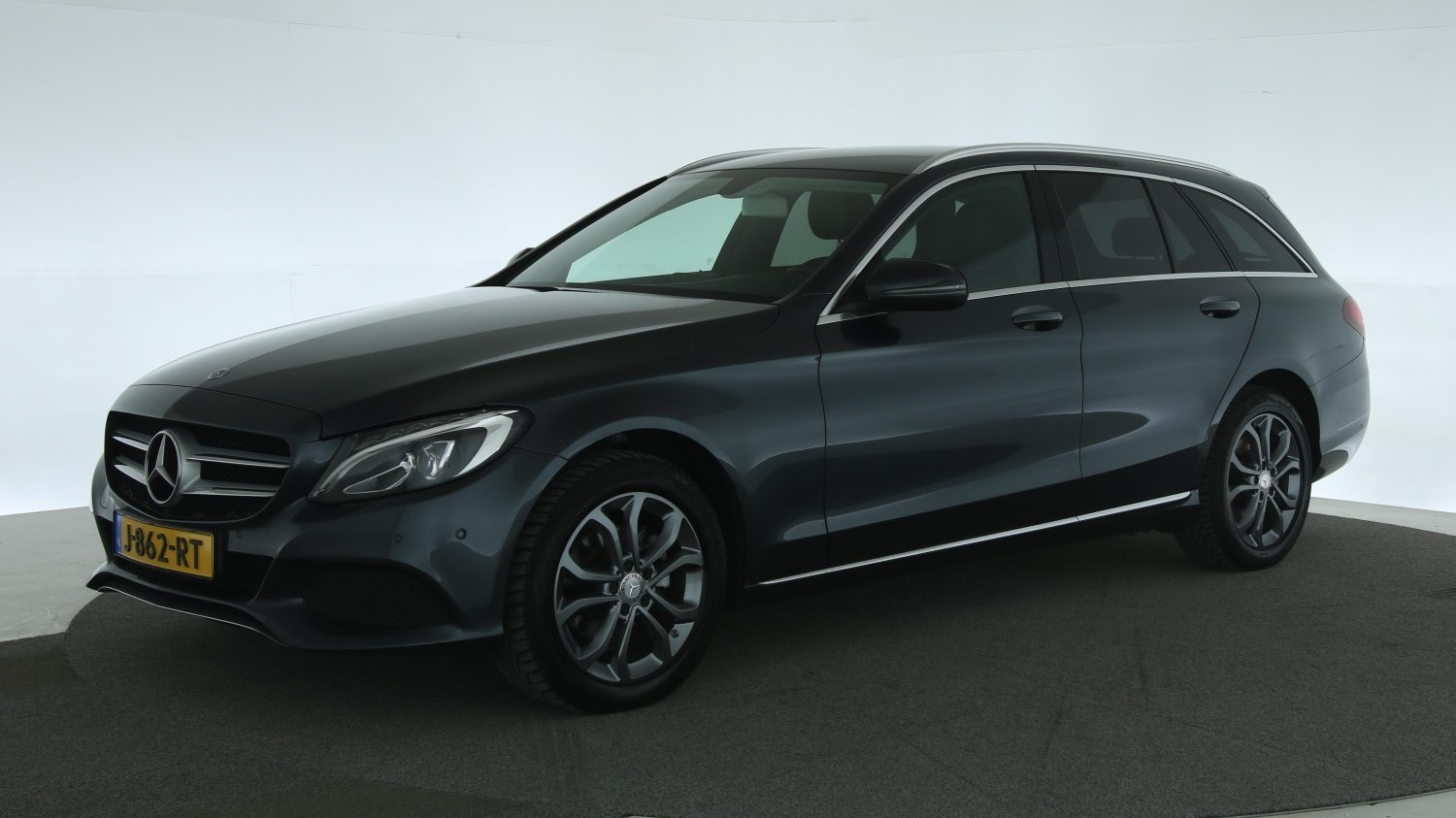 Mercedes-Benz C-klasse Station 2016 J-862-RT 1