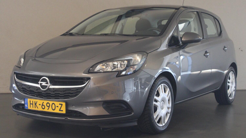 Opel Corsa Hatchback 2015 HK-690-Z 1
