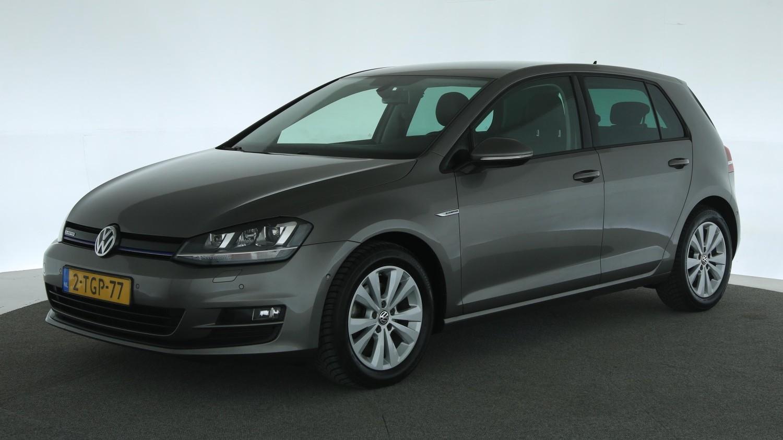 Volkswagen Golf Hatchback 2014 2-TGP-77 1