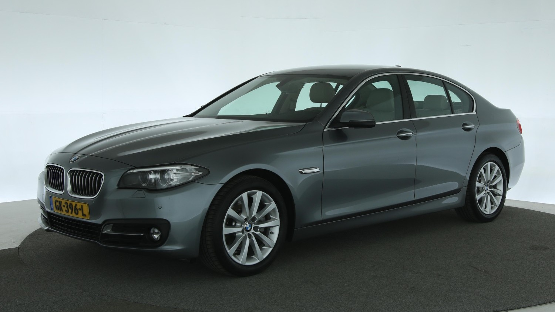 BMW 5-serie Sedan 2015 GK-396-L 1