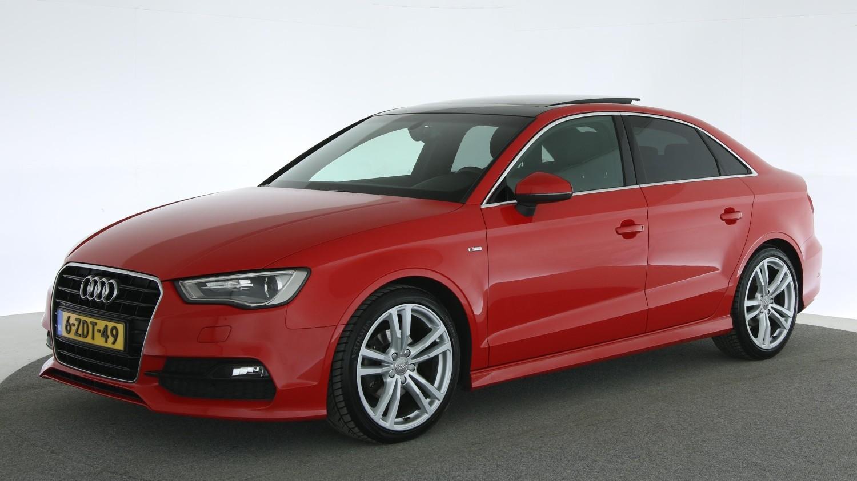 Audi A3 Sedan 2015 6-ZDT-49 1