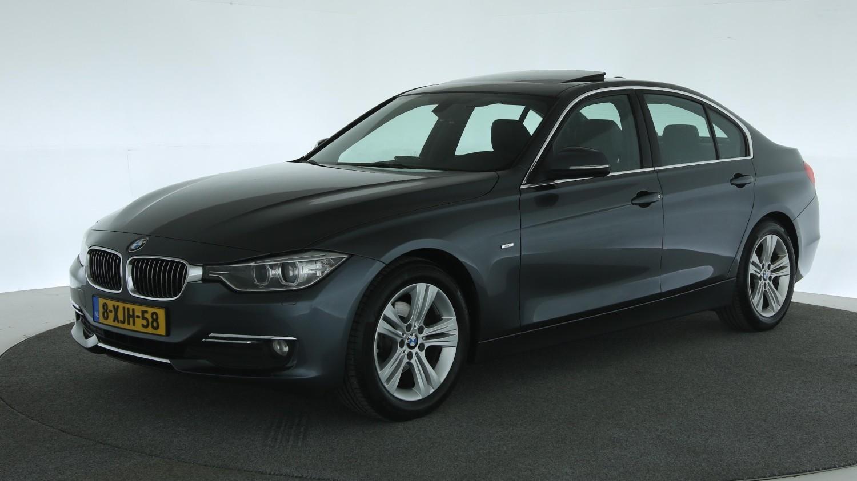 BMW 3-serie Sedan 2014 8-XJH-58 1