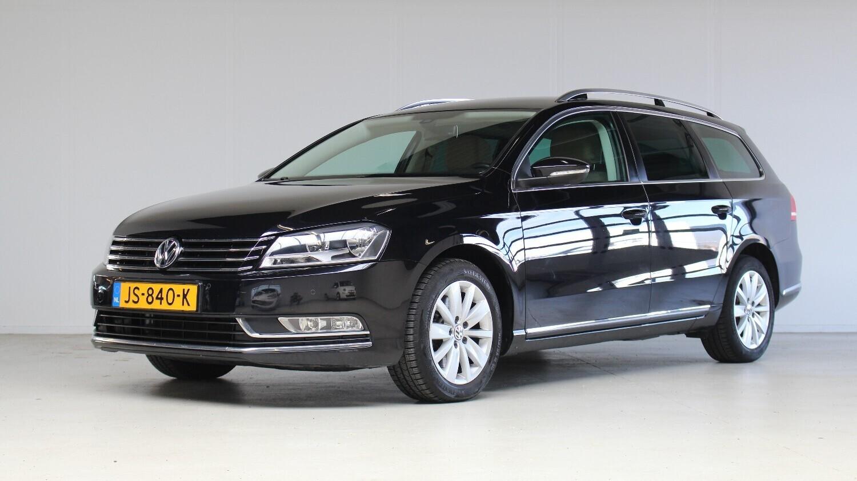 Volkswagen Passat Station 2013 JS-840-K 1