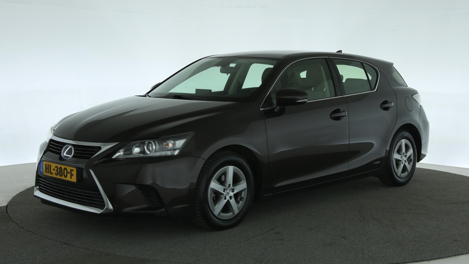 Lexus CT 200H Hatchback 2015 HL-380-F 1