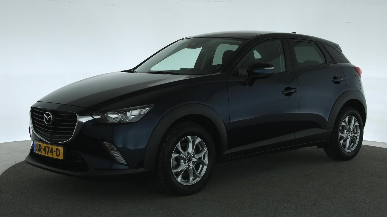 Mazda CX-3 SUV / Terreinwagen 2018 SR-474-D 1