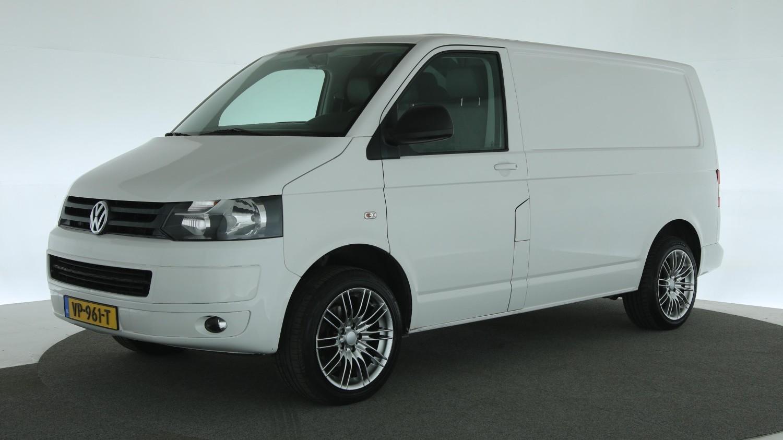 Volkswagen Transporter Bedrijfswagen 2011 VP-961-T 1