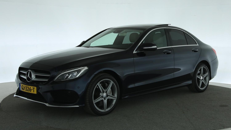 Mercedes-Benz C-klasse Sedan 2015 GJ-326-T 1