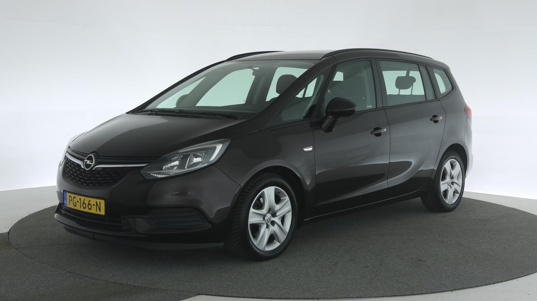 Opel Zafira MPV 2017 PG-166-N 1