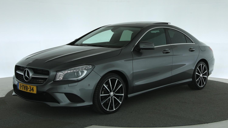 Mercedes-Benz CLA-klasse Sedan 2014 1-TVB-34 1