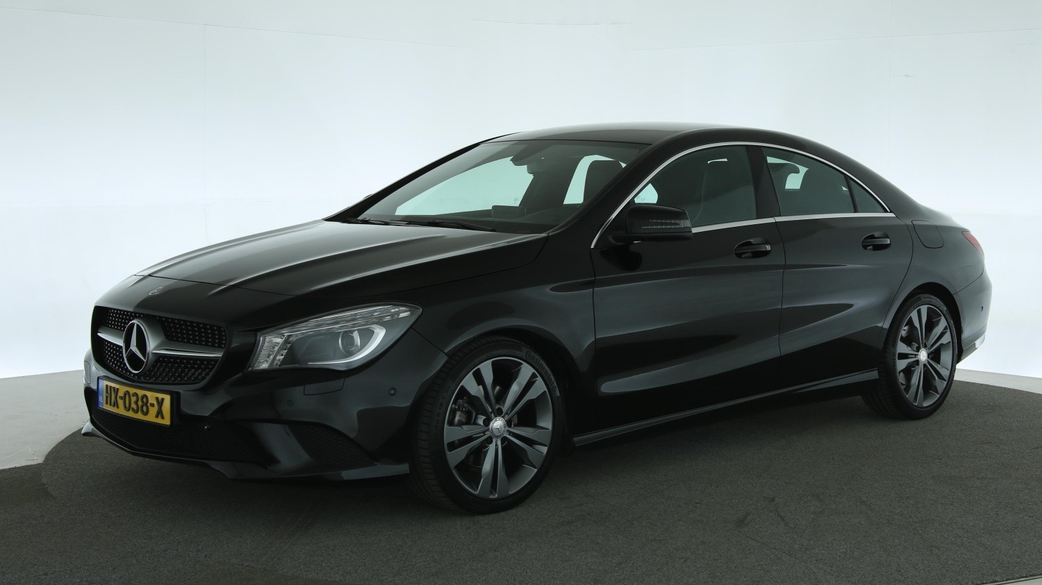 Mercedes-Benz CLA-klasse Sedan 2016 HX-038-X 1
